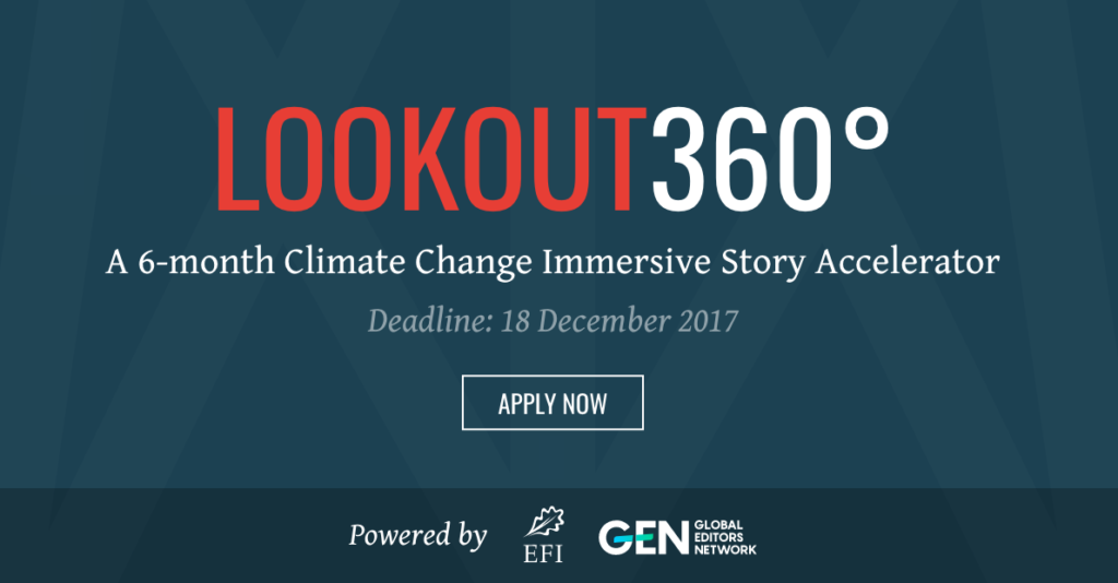 Lookout360 - Formation immersive